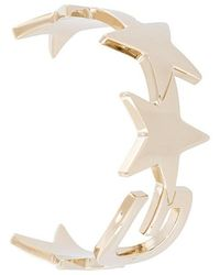 Givenchy | Logo And Star Cuff | Lyst