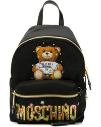 Moschino Teddy Holiday Backpack