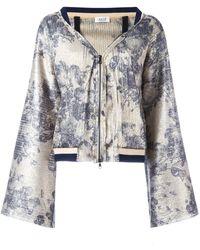 Aviu - Floral Print Jacket - Lyst