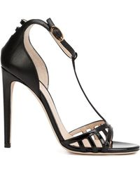 Chloe Gosselin - Hyacinth Stiletto Sandals - Lyst