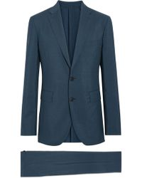 Burberry - Soho Fit Wool Mohair Suit - Lyst