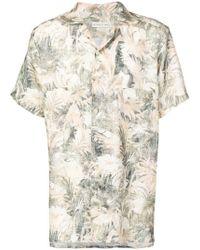 Etro - Shortsleeved Shirt - Lyst