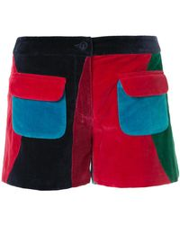 Manish Arora - Patch Pocket Shorts - Lyst