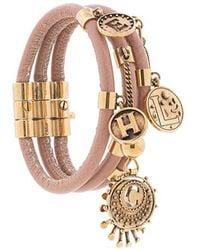 Chloé - Gold-tone Embellished Bracelet - Lyst