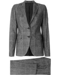 Tagliatore - Prince Of Wales Suit - Lyst