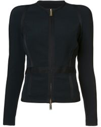 DSquared² - Panelled Zip Jacket - Lyst