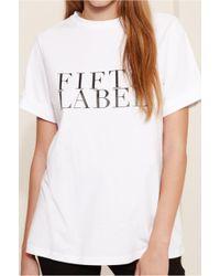 The Fifth Label | Caroline T-shirt | Lyst