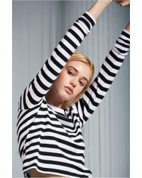 The Fifth Label | Symbol Stripe Long Sleeve Top | Lyst