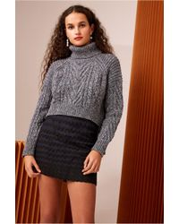 C/meo Collective - Up Together Knit Jumper - Lyst