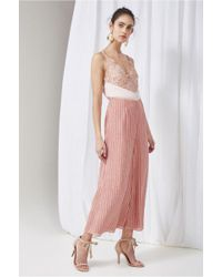 Keepsake - Waterfall Pant - Lyst