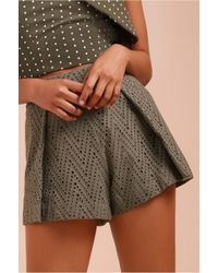 C/meo Collective - Runaways Short - Lyst