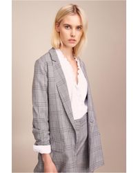 The Fifth Label - Alpha Check Blazer - Lyst