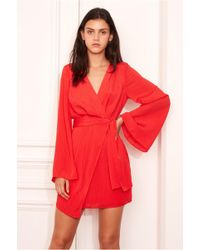 The Fifth Label - Gilded Long Sleeve Dress - Lyst