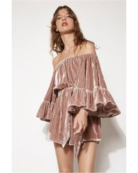 C/meo Collective - Summer Mist Playsuit - Lyst