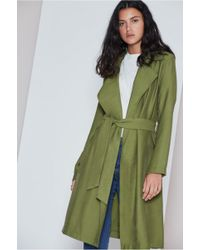 The Fifth Label - Crew Trench Coat - Lyst