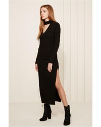 The Fifth Label - Chance Long Sleeve Dress - Lyst