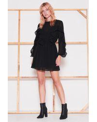 The Fifth Label - Window Long Sleeve Dress - Lyst