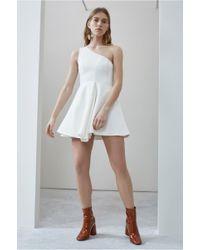 C/meo Collective - No Response Mini Dress - Lyst