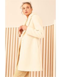 C/meo Collective - Stay A While Coat - Lyst