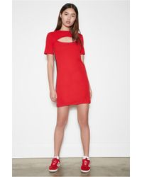 The Fifth Label - Wayfarer Dress In Red - Lyst
