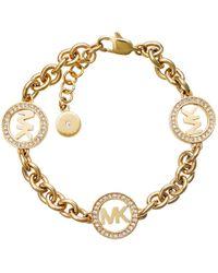 Michael Kors | Mkj4729710 Ladies Bracelet | Lyst