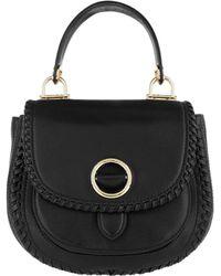 Michael Kors - Women's Isadore Medium Pebble Leather Messenger Bag - Lyst
