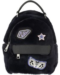 Furla - Favola Mini Backpack Blu D - Lyst
