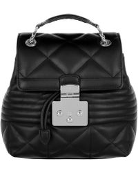 Furla - Fortuna S Backpack Onyx - Lyst