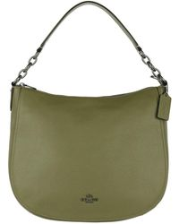 COACH | Chelsea 31 Pebbled Leather Hobo Bag Utility | Lyst