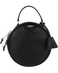 Moschino - Crossbody Handle Bag Black - Lyst