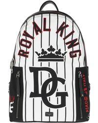 Dolce & Gabbana - Printed Nylon Vulcano Backpack - Lyst