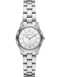 Michael Kors - Runway Jetset Ladies Watch Silver - Lyst