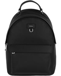 Furla - Favola S Backpack Onyx - Lyst