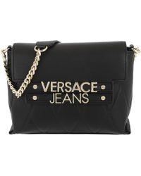 Versace Jeans - Classic Chain Cross Body Bag - Lyst
