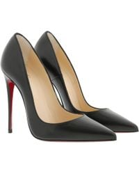 277924763e3 Christian Louboutin - So Kate Leather 120mm Court Shoes - Lyst