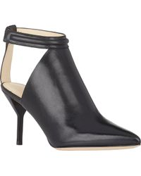 3.1 Phillip Lim Martini Cutout Ankle Boots - Lyst