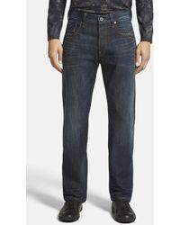 G-Star RAW Men'S '3301 - Loose' Straight Leg Jeans - Lyst