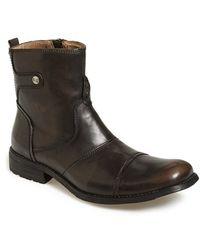 Bed Stu 'Burst' Boot black - Lyst