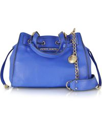 Juicy Couture - Robertson Bristol Blue Leather Mini Daydreamer Handbag - Lyst