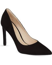 Nine West Tatiana Suede Court Shoes - For Women - Lyst