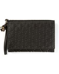 Gucci Ssima Card Holder - Lyst