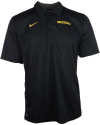 Nike Mens Short-sleeve Missouri Tigers Gametime Polo - Lyst