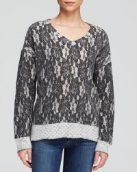 Kut From The Kloth - Nancy Lace Knit Jumper - Lyst