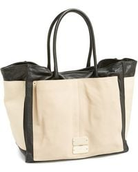 See By Chloé 'Large Nellie' Leather Tote - Lyst