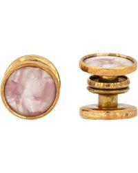 The Antique Jewel Box - Vintage Snap Cufflinks - Lyst