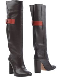Michel Perry Boots - Lyst