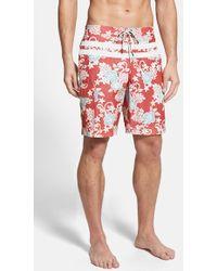 Tommy Bahama 'Baja Blooms' Board Shorts - Lyst