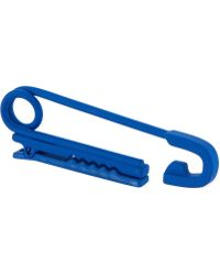 Lanvin Safety Tie Pin Blue - Lyst