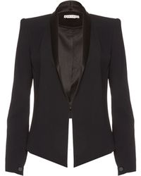 Alice + Olivia | Hannon Fitted Blazer | Lyst