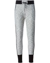 Michi | Marled Track Pants | Lyst